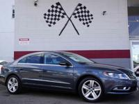 Options:  2014 Volkswagen Cc Sport Pzev 4Dr Sedan