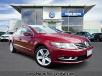 Volkswagen Certified, LOW MILES - 40,922! Heated Seats,