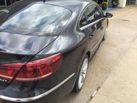 Black 2014 Volkswagen CC 2.0T Sport FWD 6-Speed