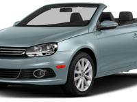 This 2014 Volkswagen Eos 2dr Komfort features a 2.0L 4