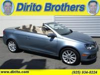 Just in time for SUMMER! Vw certified. See how Dirito