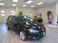 The certified pre-owned 2014 Volkswagen Golf in