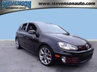 Check out this 2014 Volkswagen GTI DRIVER'S EDITION.