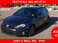 JUST ARRIVED ** VW GTI ** WOLFSBURG EDITION HATCHBACK