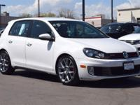 This turbocharged 2014 Volkswagen GTI Wolfsburg comes