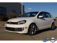 Clean CarFax and One Owner CarFax. GTI Wolfsburg