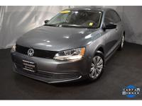 CARFAX One-Owner. Clean CARFAX. Gray 2014 Volkswagen