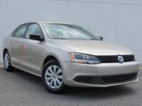 2014 Volkswagen Jetta Base/S, New Price! Air, Remote