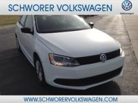 Schworer Volkswagen is excited to offer this 2014