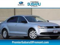 Options:  2014 Volkswagen Jetta 2.0L S|Silver|Priced To