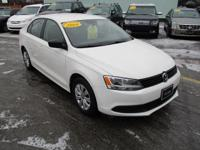 Options:  2014 Volkswagen Jetta Sedan 4D Sedan S