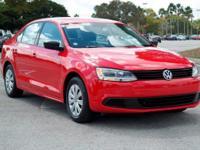 Options:  2014 Volkswagen Jetta Sedan S|Tornado
