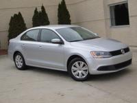 VW CERTIFIED , ONE OWNER and CLEAN CARFAX . Jetta 1.8T