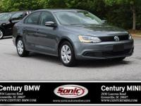 1 Owner, Clean Carfax! This 2014 VW Jetta is Gray with