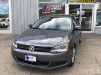 Load your family into the 2014 Volkswagen Jetta! The