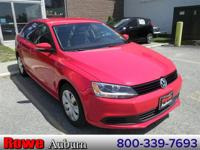 Jetta 1.8T SE, Volkswagen Certified, 6-Speed Automatic,