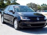 Options:  2014 Volkswagen Jetta Sedan Se|Black