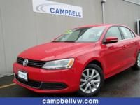 Jetta SE w/Connectivity. Volkswagen Certified Pre-Owned