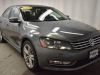 You can find this 2014 Volkswagen Passat SEL Premium