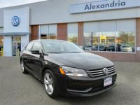 Passat 2.5 SE.New Price! Certified. CARFAX One-Owner.