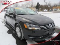 TECHNOLOGY FEATURES:  This Volkswagen Passat Includes