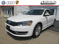 NOTICE SPECIAL PRICED !!!! Volkswagen Certified 112