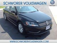 Check out this gently-used 2014 Volkswagen Passat we