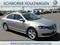 This 2014 Volkswagen Passat is offered to you for sale