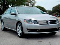 Options:  2014 Volkswagen Passat Se W/Sunroof|Tungsten