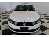 CARFAX One-Owner. Clean CARFAX. White 2014 Volkswagen
