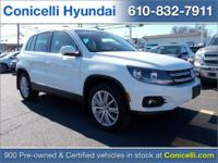 PREMIUM & KEY FEATURES ON THIS 2014 Volkswagen Tiguan