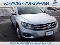 Check out this gently-used 2014 Volkswagen Tiguan we