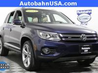 2014 Volkswagen Tiguan R-Line. FULLY SERVICED AND FRONT