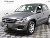 JUST REDUCED! ONLY 12K ONE OWNER MILES!   TIGUAN S FWD.