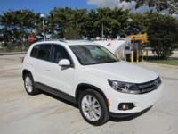 WorldAuto Certified Preowned. Nice VW Tiguan SE with