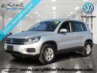 PRICED BELOW MARKET! THIS TIGUAN WILL SELL FAST!