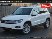 This 2014 Volkswagen Tiguan 4dr 2WD 4dr Automatic SEL