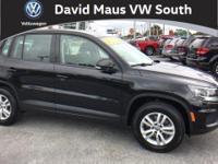 Volkswagen Factory Certification Certified, ABS brakes,