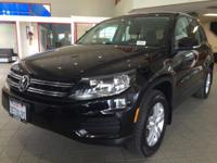 Options:  2014 Volkswagen Tiguan 2Wd 4Dr Auto S|4