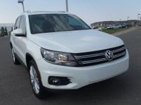 2014 Volkswagen Tiguan SEL FWD 6-Speed Automatic with