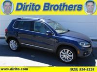 Into the blue! VW certified. Come in and see why the