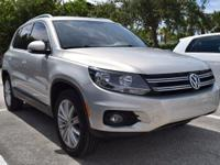 2014 TIGUAN SE with APPEARANCE package 2.0T AUTO Call .