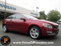 VOLVO CERTIFIED! ONE OWNER! CLEAN CARFAX REPORT!