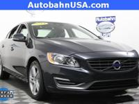2014 Volvo S60 T5.STILL UNDER MANUFACTURER'S ORIGINAL