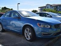 2014 Volvo S60 T5 Premier with BLIS system. (Blind spot