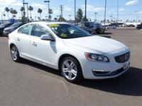 2014 Volvo S60 T5 Platinum ** VOLVO CERTIFIED PRE-OWNED