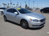 2014 Volvo S60 T6 AWD ** ONE OWNER ** LEASE RETURN **