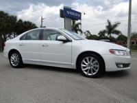 *Luxury * Safety * Sophistication**2014 Volvo S80 *