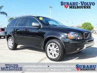 VOLVO CERTIFIED PRE-OWNED 2014 XC90**ONE OWNER**FLORIDA