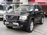 2014 Volvo XC90 3.2 AWD - VOLVO APPROVED - CERTIFIED